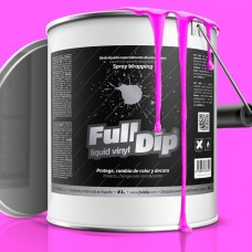 Rose Fluo Full dip 4L