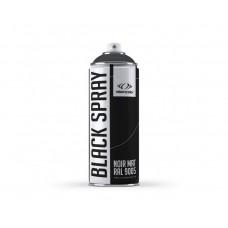 aérosol noir mat acrylique visioncolor 400ml
