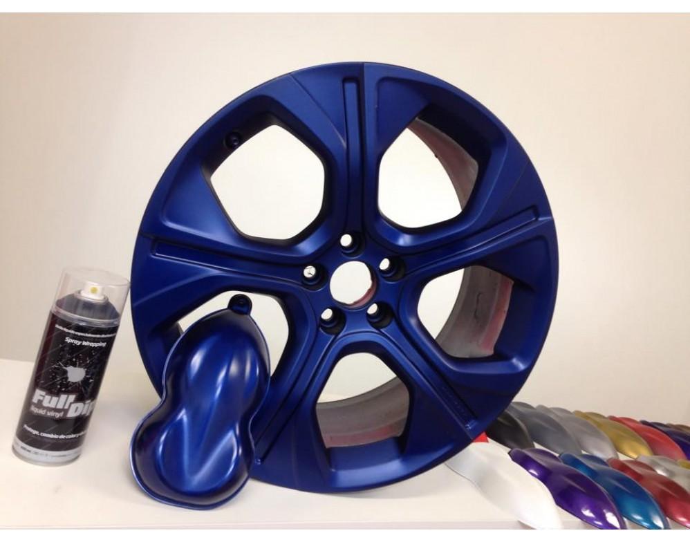 pigments bleu lectrique candy nacr fulldip plastidip utilisable plasti dip. Black Bedroom Furniture Sets. Home Design Ideas