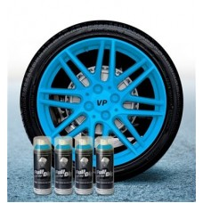 Pack 4 Aérosol Bleu Miami FullDip®