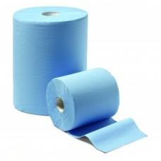 6x Bobine papier de nettoyage 450 Feuilles