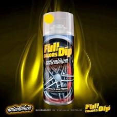 aérosol haute température jaune