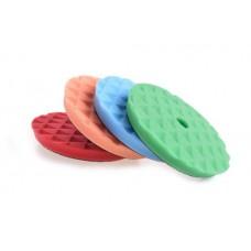 Pad Polish Velcro BLEU CUT